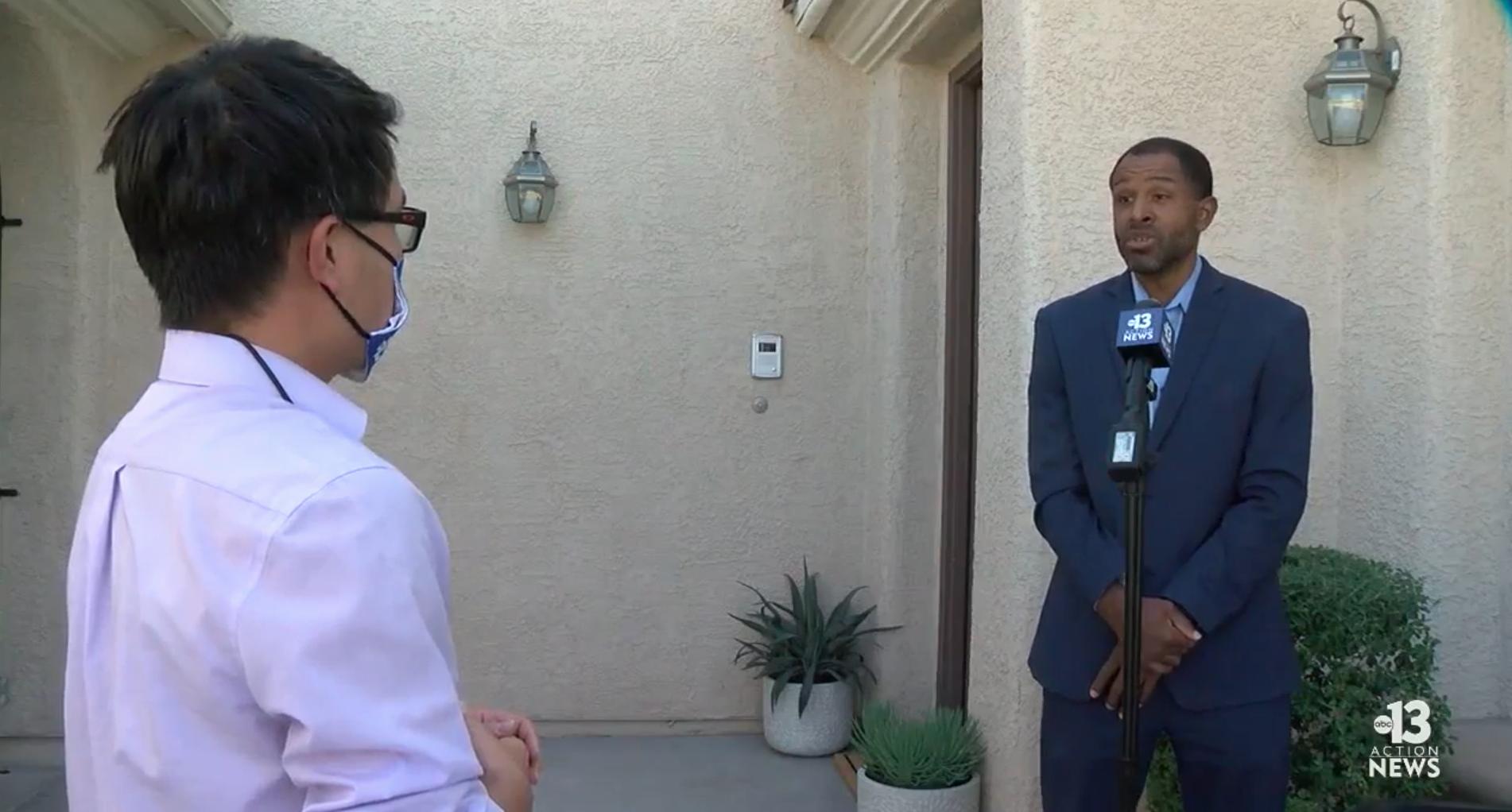 Vegas-area therapist raising alarms on student mental health - Dr. Sheldon Jacobs